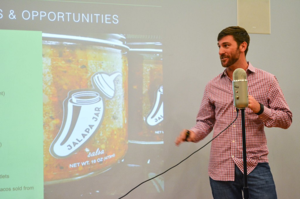 The Jalapa Jar founders realized they could own the breakfast salsa category after presenting at Spotlight.