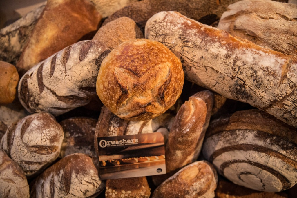 Bread alive! Now local farmers and foodmakers can include their events on Foodstand's app and community calendar.