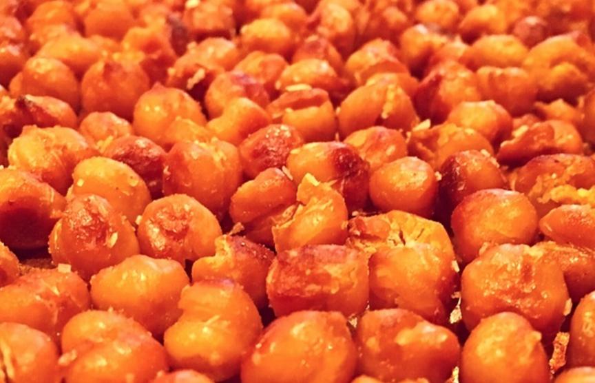 crunchy-roast-chickpeas